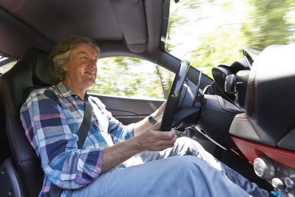 James Top Gear