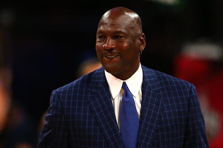 Michael Jordan Retirement