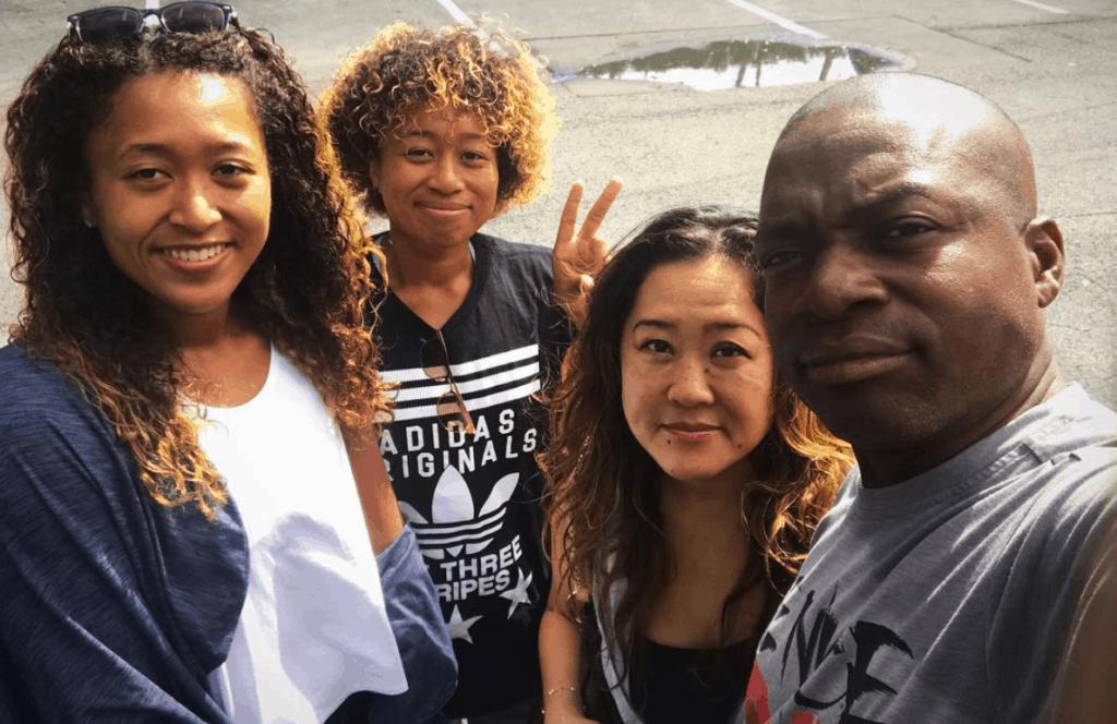 Naomi Osaka Family