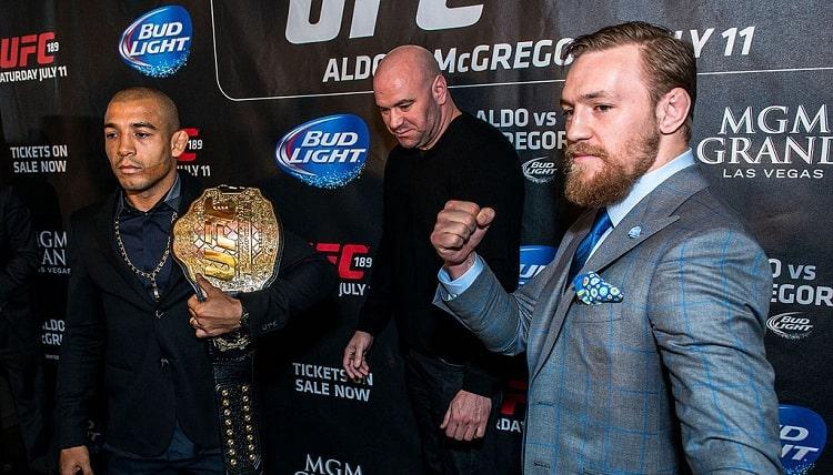 Conor McGregor Professional UFC Career